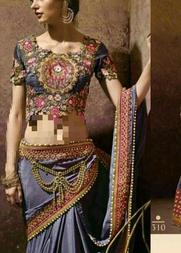 ساری هندی-تصویر اصلی