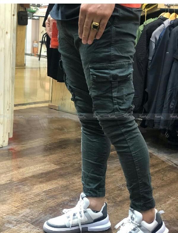 شلوار ۶جیب جین-تصویر اصلی