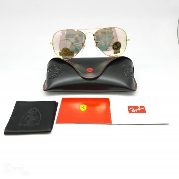 عینک آفتابی برند RAYBAN-تصویر اصلی