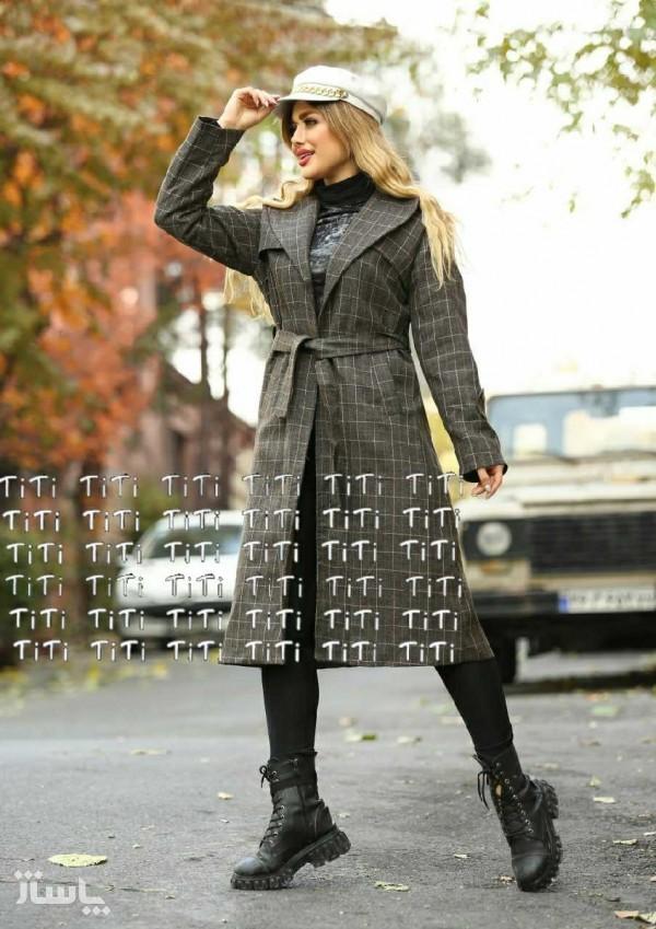 پالتو استر دار زنانه-تصویر اصلی