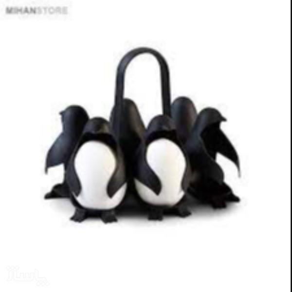 هولدر نگهدارنده تخم مرغ پنگوئن-تصویر اصلی
