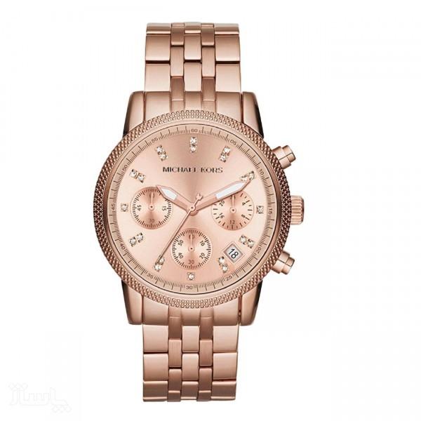 ساعت مچی عقربه ای زنانه مایکل کورس مدل MK6077-تصویر اصلی