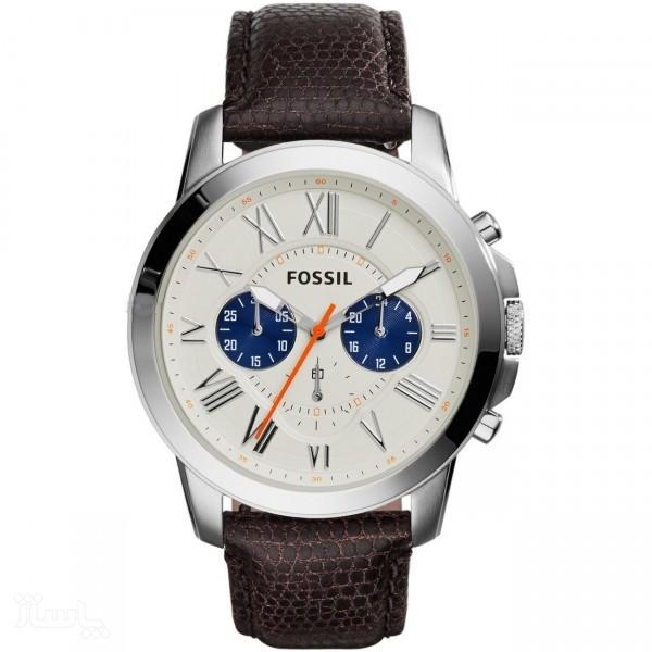 ساعت مچی عقربه ای مردانه فسیل مدل FS5021-تصویر اصلی