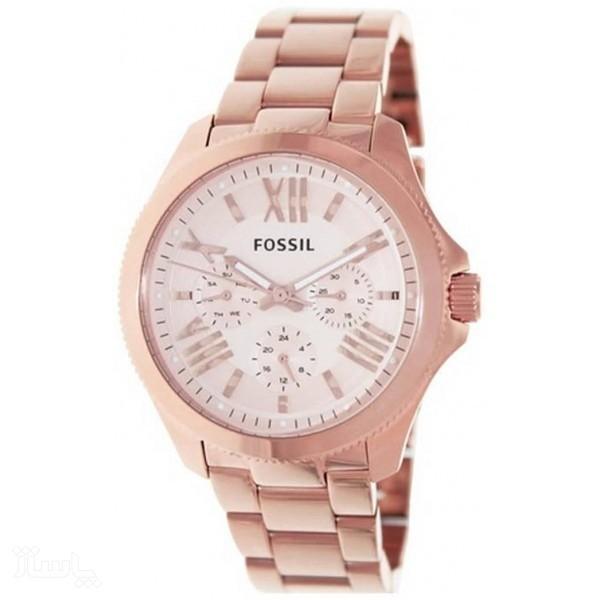 ساعت مچی عقربه ای زنانه فسیل مدل AM4511-تصویر اصلی