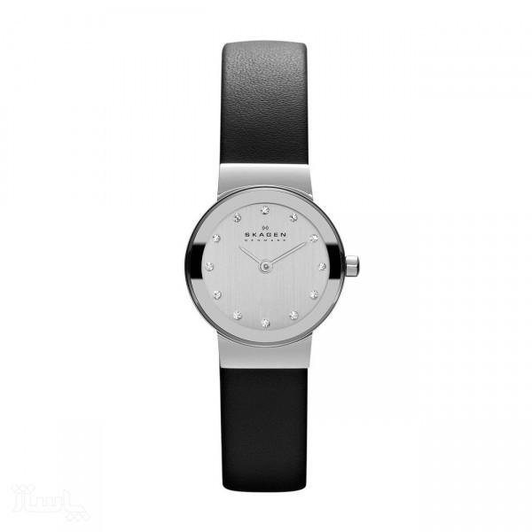 ساعت مچی عقربه ای زنانه اسکاگن مدل 358XSSLBC-تصویر اصلی