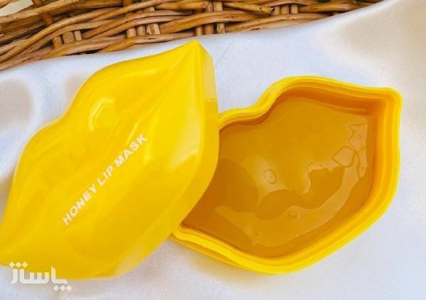 ماسک لب عسل کیس بیوتی-تصویر اصلی