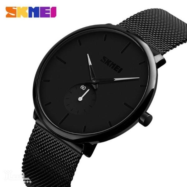 ساعت اسکمی skmei مردانه اورجینال مدل 9185 سفید-تصویر اصلی