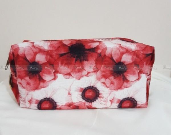 کیف ارایشی گل دار-تصویر اصلی