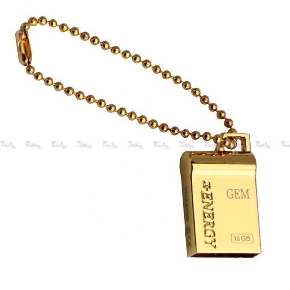 فلش مموری X-Energy GOLDEN GEM-16GB-تصویر اصلی
