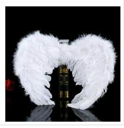 بال فرشته از پر واقعی-تصویر اصلی