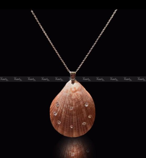 گردنبند - رومانتویی اسپرت صدفی برند ماسیا-تصویر اصلی