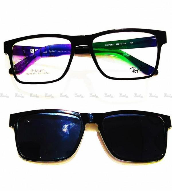 عینک طبی آفتابی-تصویر اصلی