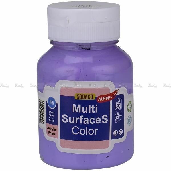رنگ مولتی سورفیس سوداکو حرارتی(Multi Surfaces) 125 میل-تصویر اصلی