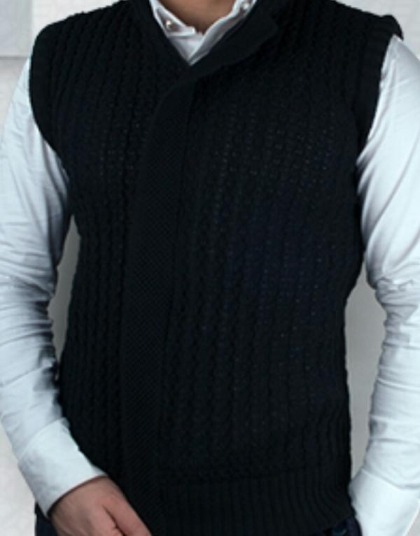 ژیله زیپدار مردانه مدل DENIS-تصویر اصلی