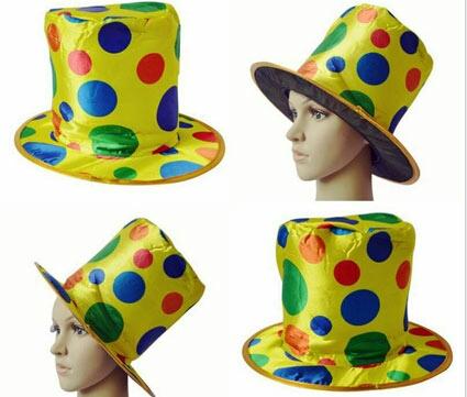 کلاه رنگارنگ دلقکی-تصویر اصلی