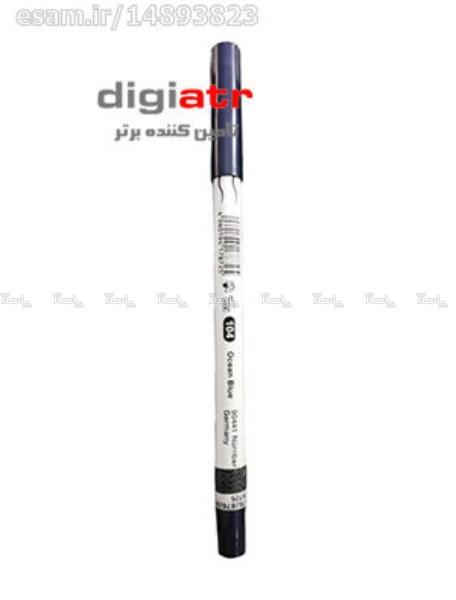 خط چشم ماژیکی بادوام و ضد آب BELL Eye Liner Pencil-تصویر اصلی