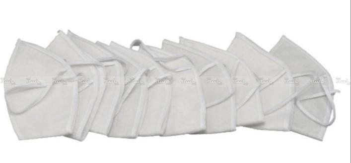 ماسک بهداشتی بسته ۱۰ عددی مدل f11-تصویر اصلی