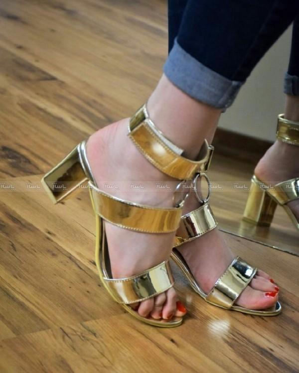 کفش مدل لالا حلقه ای-تصویر اصلی