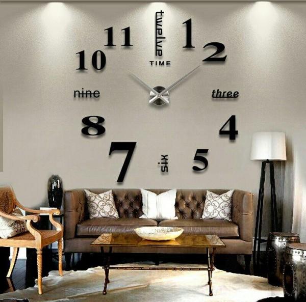 ساعت دیواری پازلی-تصویر اصلی