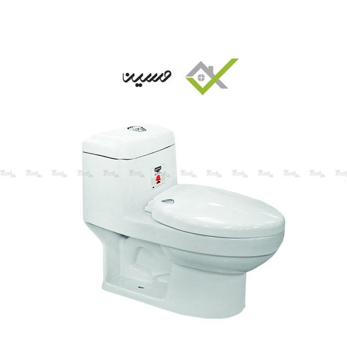 توالت فرنگی مینا مدل استار-تصویر اصلی
