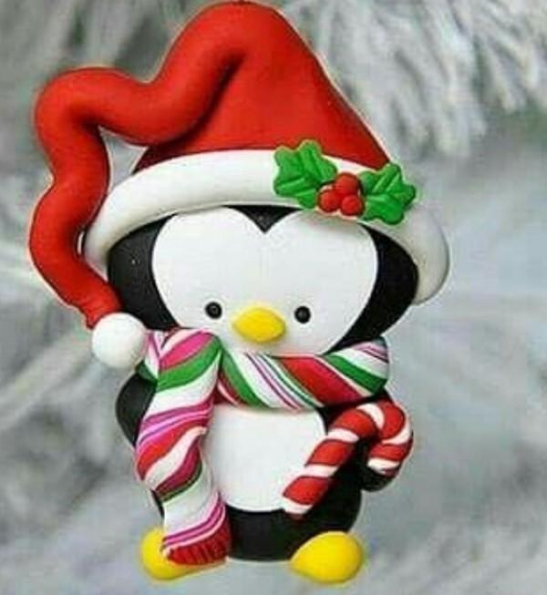 عروسک خمیری پنگوئن-تصویر اصلی