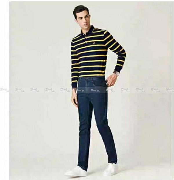 شلوار جین راسته مردانه-تصویر اصلی