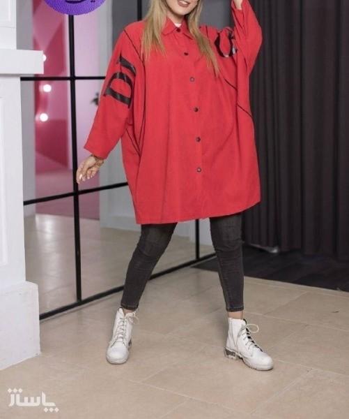 مانتو زنانه میکرو مدل سارامد-تصویر اصلی