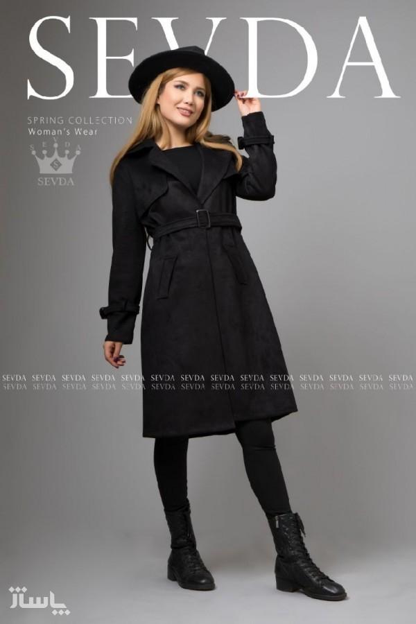 مانتو زنانه سوییت مدل نگین-تصویر اصلی