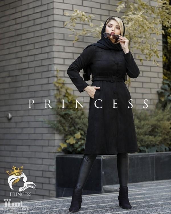 مانتو زنانه سوییت مدل پشت غواصی-تصویر اصلی
