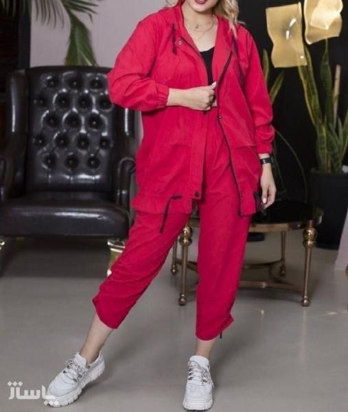 ست مانتو شلوار مدل آنیتا-تصویر اصلی