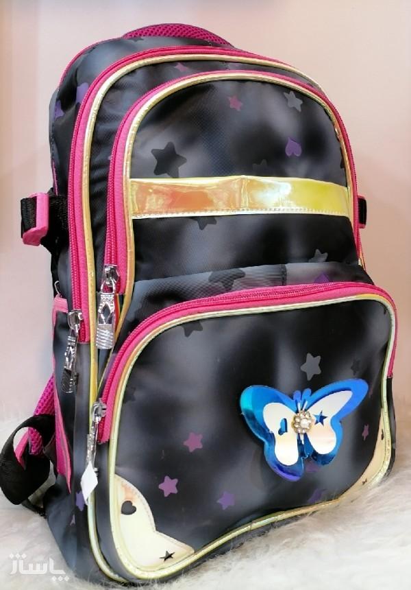 کوله پشتی دخترانه-تصویر اصلی
