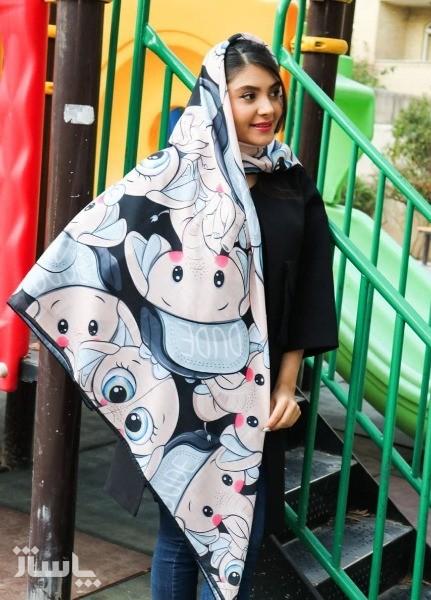 روسری نخی پاییزه-تصویر اصلی
