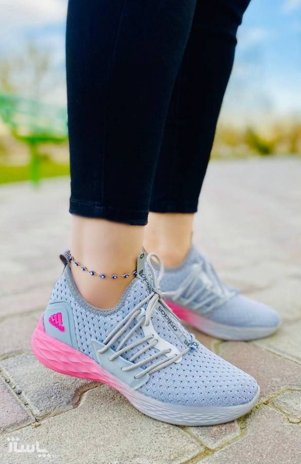کفش کتونی دخترونه بافتی-تصویر اصلی