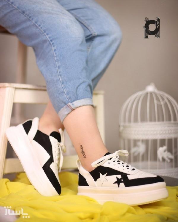 کفش کتونی ونس لژ دار-تصویر اصلی