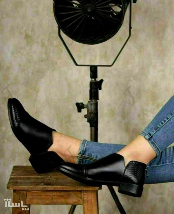 نیم بوت زنانه-تصویر اصلی