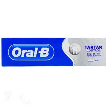 خمیردندان اورال-بی مدل Tartar-تصویر اصلی