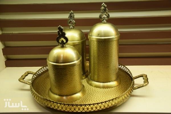 پاسماوری ( جا ادویه ) فلزی-تصویر اصلی