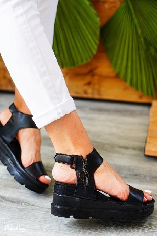 کفش صندل دخترونه لژدار-تصویر اصلی
