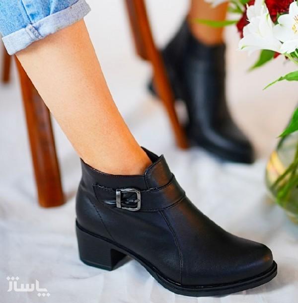 کفش نیم بوت زنانه-تصویر اصلی