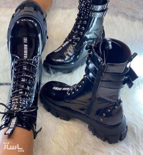 کفش بوت زیره پیوه-تصویر اصلی