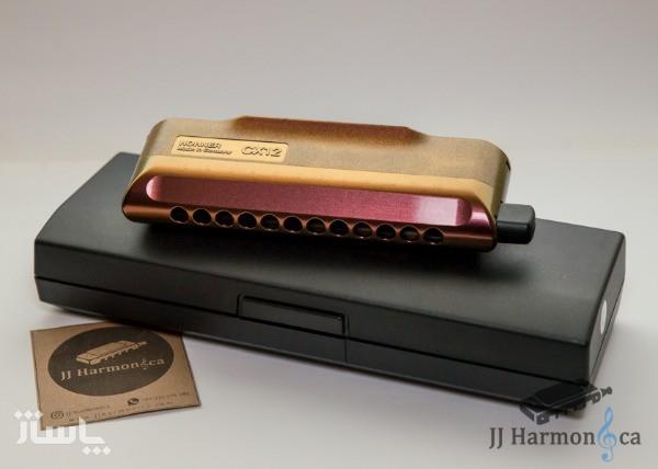 سازدهنی کروماتیک هوهنر Hohner CX-12 Jazz-تصویر اصلی