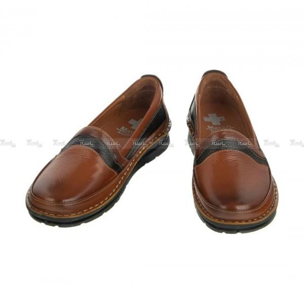کفش مدل آنیل عسلی قهوه ای-تصویر اصلی
