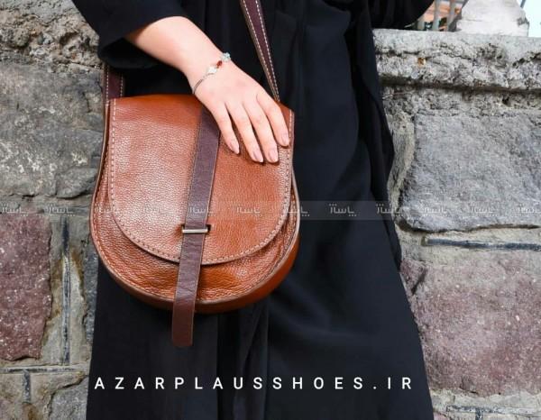 کیف چرمی مدل نگین-تصویر اصلی