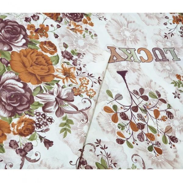 پارچه ملحفه مدل گلدار عرض ۲.۴۰متر-تصویر اصلی