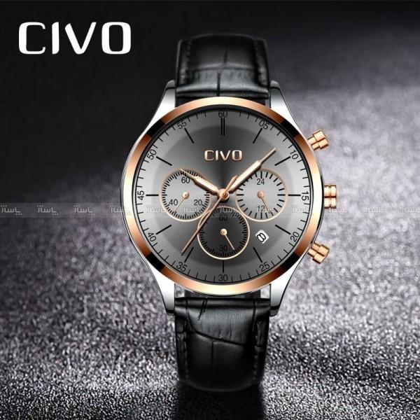 ساعت مردانه Civo new collection 2020-تصویر اصلی