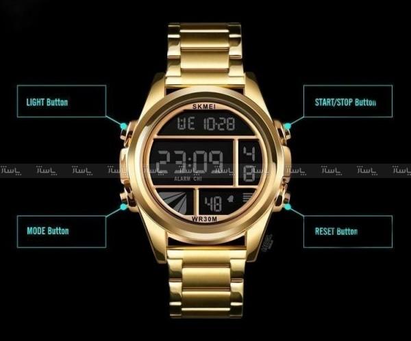 ساعت مردانه SKMEI Dual-تصویر اصلی