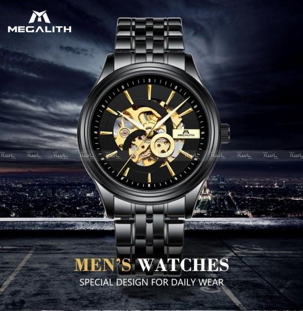 ساعت اتوماتیک مردانه MEGALITH Automatic-تصویر اصلی