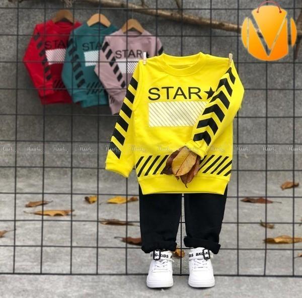 بلوز شلوار ستاره STAR-تصویر اصلی
