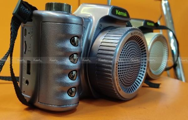 اسپیکر طرح دوربین-تصویر اصلی