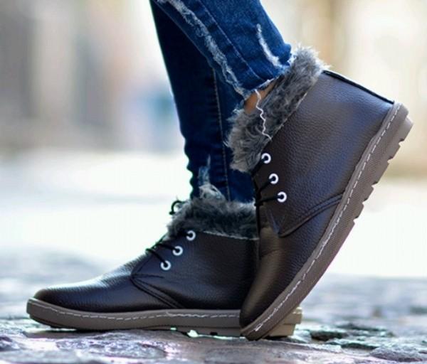 کفش نیم بوت دخترانه مدل 1806-تصویر اصلی